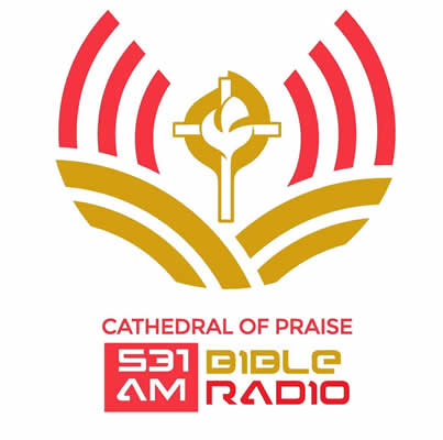 DZBR 531 Bible Radio Manila AM Radio logo