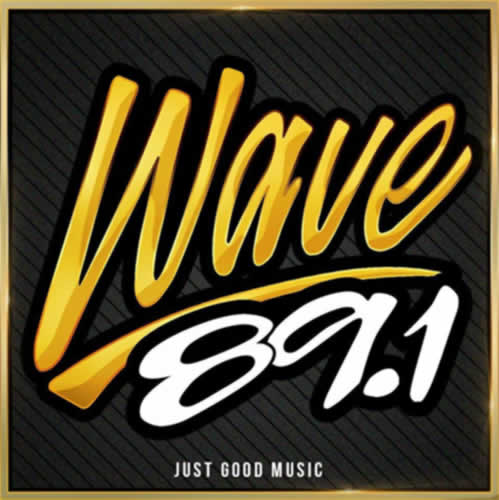 Wave 89.1 DWAV Manila FM Radio Station logo